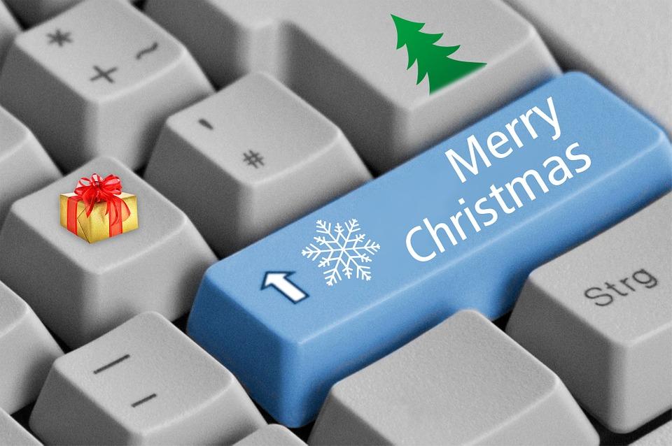 christmas-keyboard