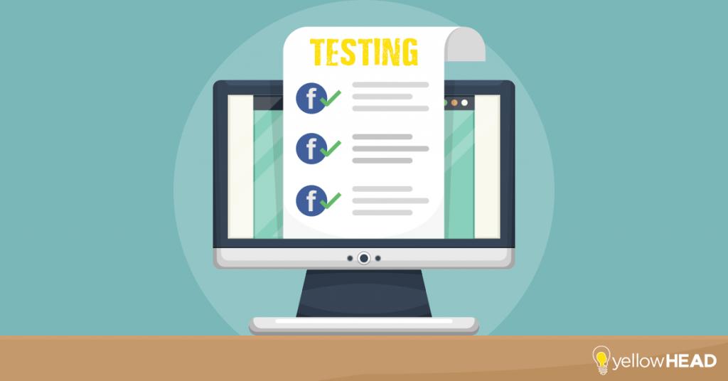 Facebook A/B Testing