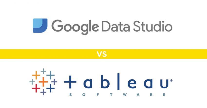 Google Data Studio vs Tableau - yellowHEAD