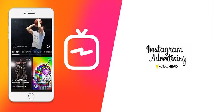 Instagram Ads, IGTV