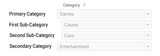 iOS-Categories
