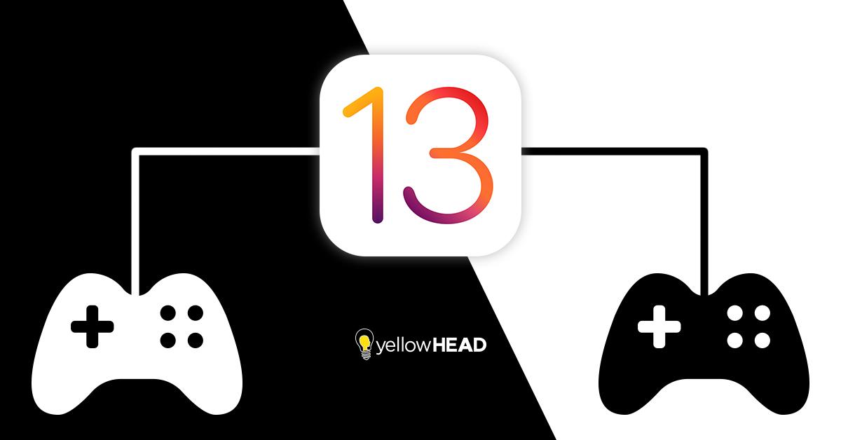 ios 13 - Apple Arcade, Dark Mode