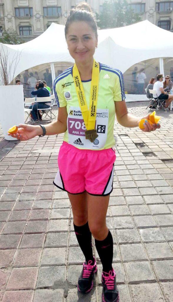 Ana - marathon