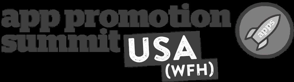 App Promotion Summit USA WFH