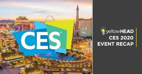 Consumer Electronics Show (CES) 2020 – Event Recap