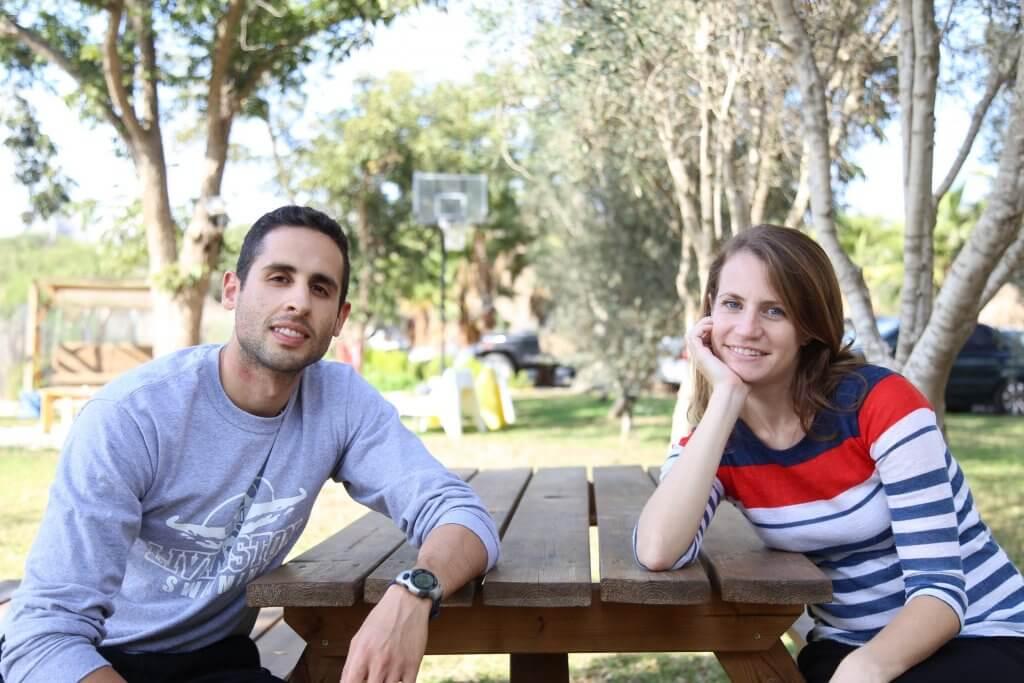 Dor Alaluf & Aviva Telias
