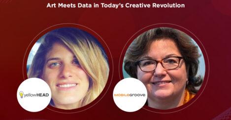 Art Meets Data in Today's Creative Revolution