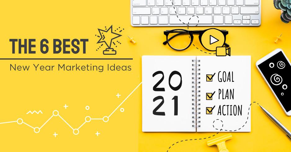 new year marketing ideas