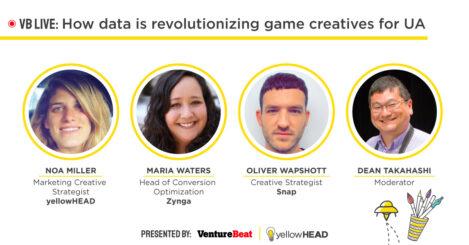 Webinar Recap: How Data is Revolutionizing Game Creatives for UA